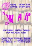 april 2019: In de war